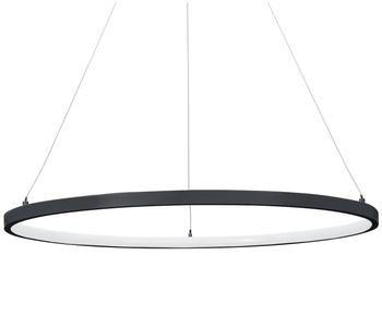 Lampada a sospensione LED Jay nero
