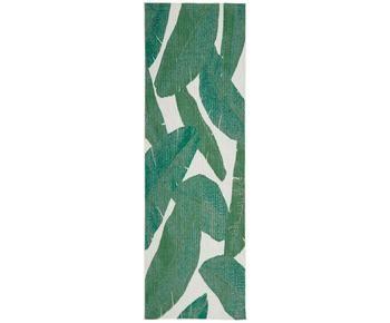 Alfombra de interior/exterior Jungle, 80 x 250 cm