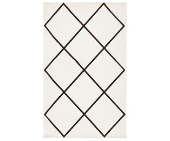 Alfombra de algodón Farah, 50 x 80 cm