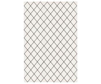Alfombra artesanal de algodón Farah, 200 x 300 cm