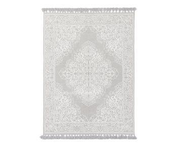 Tappeto Salima grigio chiaro, 160x230 cm