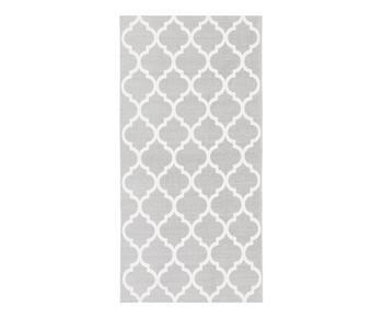 Tappeto Amira grigio chiaro, 70x140 cm