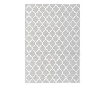 Tappeto Amira grigio chiaro, 160x230 cm