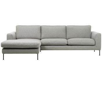 Sofá de 3 plazas con chaise longue izquierda Cucita