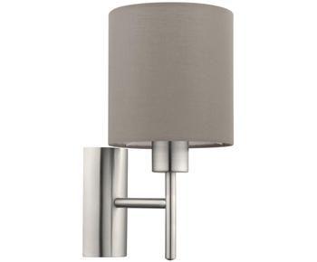 """Lampa ścienna """"Mick"""", Ø 15, wys. 31 cm"""