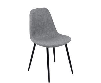 Set de 2 sillas tapizadas Karla