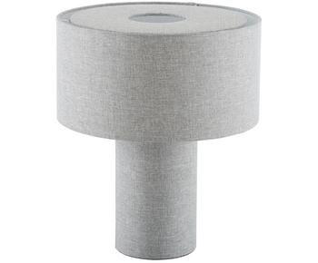 Lampada da tavolo Ron grigio