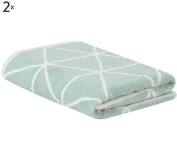 """Sada 2 ručníků """"Elina"""", 50 x 100 cm"""