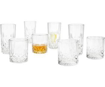 Set di 4 bicchieri George