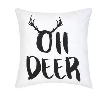 Kissenhülle Oh Deer