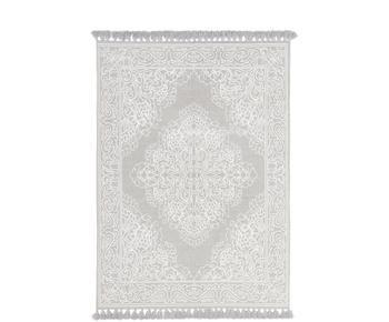 Handgewebter Baumwollteppich Salima, 200 x 300 cm