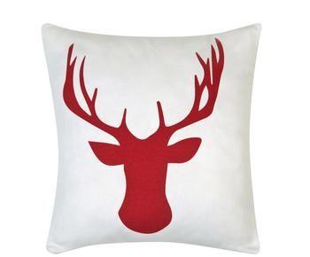 Kissenhülle Deer, 40 x 40 cm