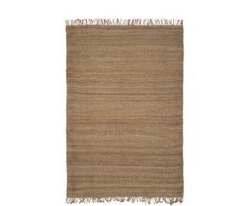 Handgefertigter Jute-Teppich Naturals, 60 x 90 cm