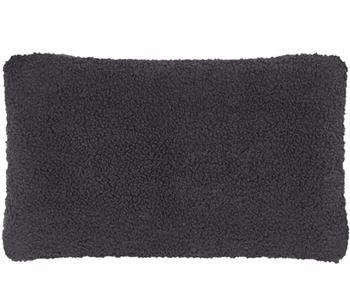 """Povlak na polštář """"Mille Dark Gray"""", 30 x 50 cm"""