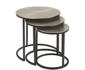 3 Tables d\'appoint gigognes SCOTT