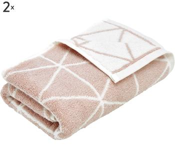 Wende-Handtücher Elina, 2 Stück
