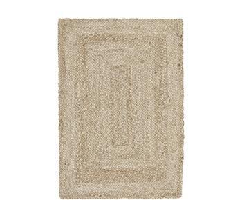 Tapis SHARMILA, jute, 90 x 60 cm