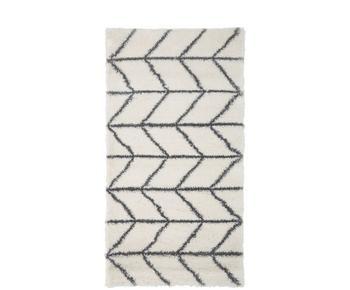 Hochflor-Teppich Cera, 80 x 150 cm