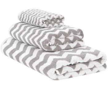 """Sada 3 ručníků """"Liv"""", různé velikosti"""