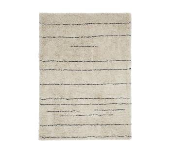 Handgetufteter Teppich Dunya, 195 x 300 cm