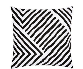 """Vzorovaný povlak na polštář """"Mia"""", 40 x 40 cm"""