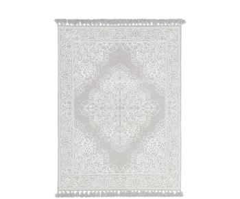Handgewebter Baumwollteppich Salima, 160 x 230 cm