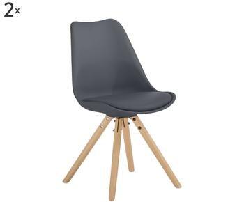 Set van 2 stoelen Max