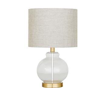 """Lampa stołowa """"Natty"""", Ø 31, wys. 48 cm"""
