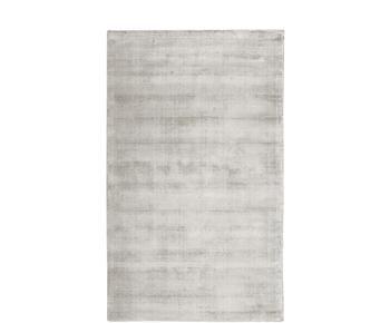Handgeweven viscose vloerkleed Jane, 90 x 150 cm