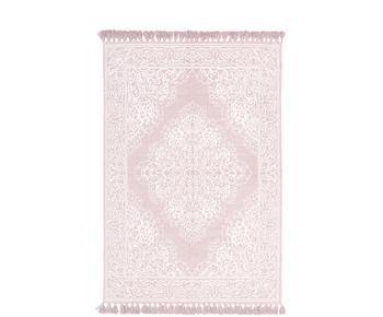 Handgewebter Baumwollteppich Salima, 50 x 80 cm