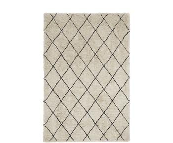 Handgetufteter Teppich Naima, 195 x 300 cm